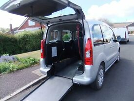 Wheelchair Accessible/ Scooter Citroen Berlingo car for sale fabulous storage suit builder/gardener