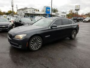 2009 BMW 7 Series i NEW TIRES