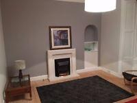 Newly refurbished ground floor 1 bedroom flat in Sciennes beside the Meadows