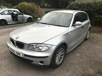 Bmw 116i SE 2006 **P/X WElCOME/SWAPS** THE CAR DOESN'T RUN