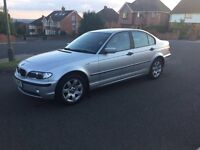 BMW 318i 2003 facelift £1250 Ono