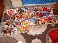 Judge Dredd/2000AD Megazine comic batch