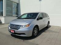 2012 Honda Odyssey EX-L | Leather | Low Mileage | One Owner