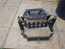 Hi. I got for sale fire grate. No more needed.