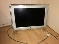 "APPLE MODEL M8149 22"" LCD CINEMA DISPLAY FLAT PANEL MONITOR - CY105086JU8"