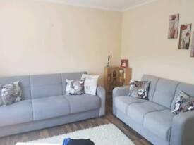 2 brand new sofas