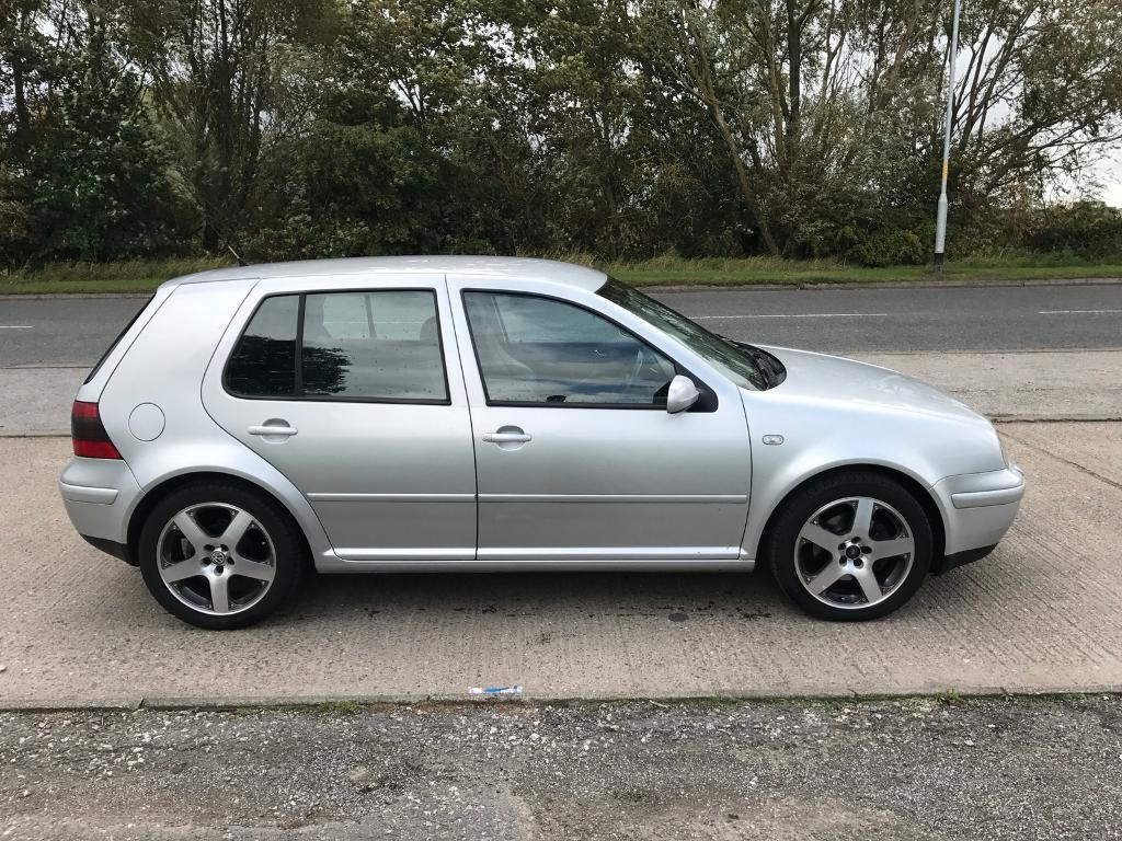 Vw golf tdi 150 pd arl breaking