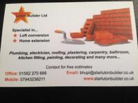 Star Luton builder limited