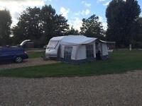 Full size awning tent , Larsen 786cm