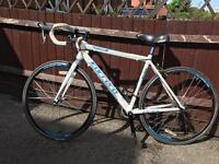 Carrera virtuoso road bike will post