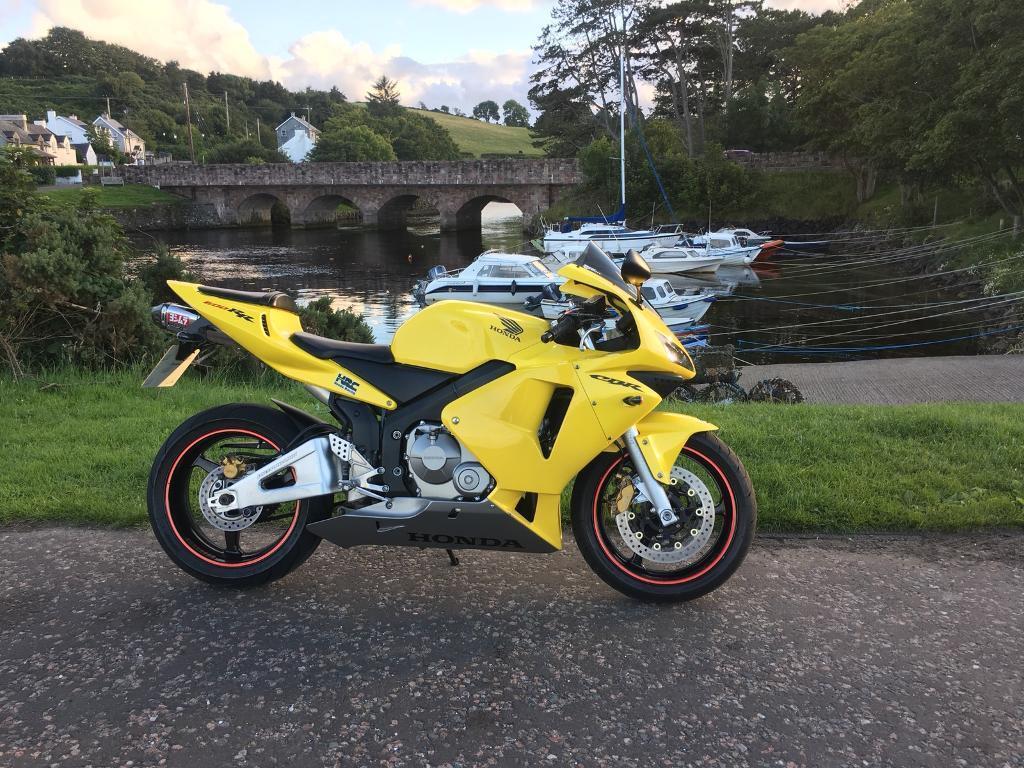 Honda CBR600RR CBR