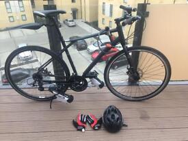 GT Hybrid Bike - superb condition