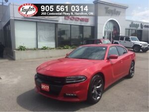 2017 Dodge Charger Rallye w/Leather, Sunroof, Beats Audio, Navi