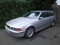 BMW 520 automatic, estate, lpg