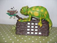 Telephone camelion