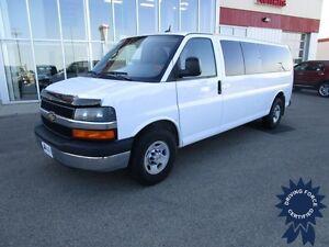 2013 Chevrolet Express 3500 LS 15 Passenger