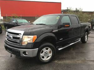 2014 Ford F-150 XLT**4X4**SUPERCREW**BACK UP CAMERA**BLUETOOTH**