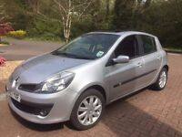 2008 RENAULT CLIO 1.2 IDEAL FIRST CAR CHEAP ON FUEL TAX AND INSURANCE 80K MILES FULL SERVICE HISTORY