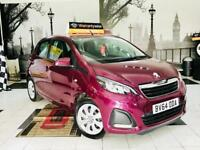 ★🎇MID MONTH SALE🎇★2015 PEUGEOT 108 ACTIVE 1.0 PETROL★1 FORMER KEEPER★ONLY 20K MILES★KWIKI AUTOS★