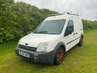 FORD TRANSIT CONNECT L220 D - FULL MOT - COMBO - SERVICE - ROOF RACK - CLEAN