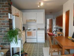 3.5 Verdun - Furnished, all-included summer sublet
