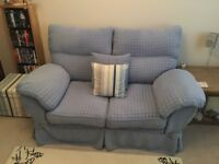 Free settee sofa and chair collection only