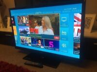 SAMSUNG 43inch FULL HD 1080p DIGITAL TV,USB,FREEVIEW,FREE DELIVERY GLASGOW