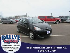 2014 Mitsubishi Mirage SE! Rear Spoiler! Heated Seats! Trade In!