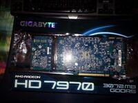 Gigabyte HD 7970 3gb Pci-e Graphics card