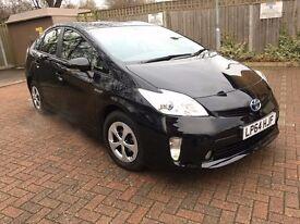 Toyota Prius 1.8 VVTi 5dr CVT Hybrid Reverse Camera Bluetooth (UK Pack Not Import) Nil tax 0