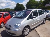 Citroen XSARA PICASSO Desire,1560 cc MPV,FSH,great all round family car,runs and drives very nicely