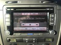 Genuine Vw Touch Screen Stereo