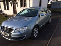 Volkswagen Passat 1.9 Diesel 2006 low mileage, well cared for car in great condition. MOT Oct 18