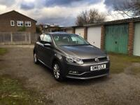 Volkswagen Polo Grey 1.0 TSI BlueMotion Tech Match 3dr (start/stop)