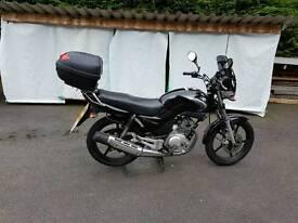 Yamaha ybr 125cc
