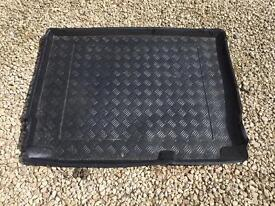 VW Golf Mk 6 Moulded Boot Tray
