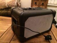Silvercrest Bluetooth Stereo Vintage Speaker - SBLV 20 A1