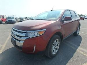 2014 Ford Edge SEL/HEATED LEATHER/NAV/PANO ROOF/BLUETOOTH