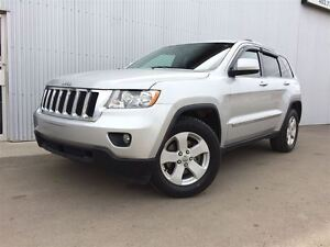 2011 Jeep Grand Cherokee Laredo, 4X4, LEATHER , BACKUP CAM , BLU