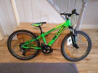 "Cube 240 Race Series Mountain Bike 24"" wheels. COLLECT SWANSEA/BRIDGEND"