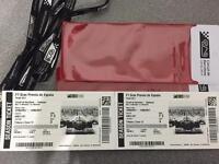 Barcelona Grand Prix tickets - weekend pass