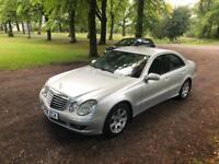 Mercedes E220 CDI Exucutive 2008