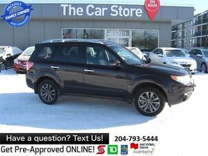 2013 Subaru Forester 2.5X Touring SUNROOF, HTD SEAT, BLUETOOTH,