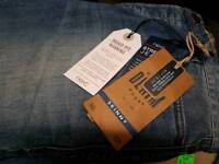 Next skinny jeans size 34 Short new with tags