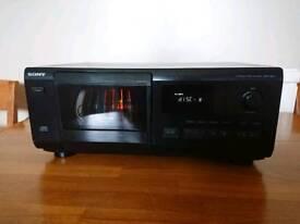 Sony CDP-CX571 51 CD changer