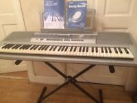 Yamaha Portable Grand Electronic Keyboard DGX 200