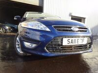 💥011 FORD MONDEO ZETEC 2.0 TDCI DIESEL,MOT AUG 017,PART HISTORY,2 KEYS,2 OWNERS,STUNNING CAR