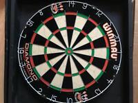 Winmau Professional Dart Board set £40