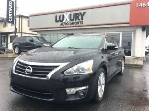 2014 Nissan Altima 2.5 SL-NAVIGATION-LEATHER-ROOF-63k
