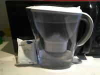 Brita jug with new filter